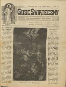 Gość Świąteczny 1915.06.20 R. XXI nr 25