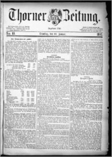 Thorner Zeitung 1880, Nro. 10