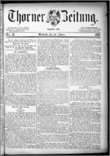 Thorner Zeitung 1880, Nro. 23