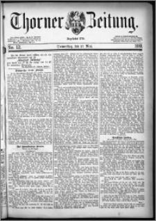 Thorner Zeitung 1880, Nro. 121
