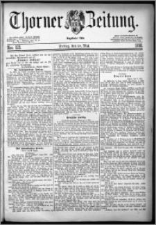 Thorner Zeitung 1880, Nro. 122 + Beilagenwerbung