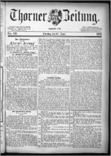 Thorner Zeitung 1880, Nro. 149