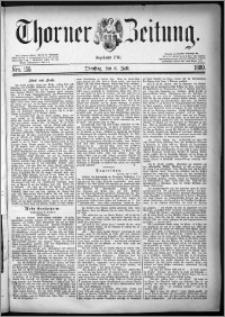 Thorner Zeitung 1880, Nro. 155