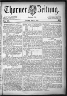 Thorner Zeitung 1880, Nro. 160