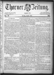 Thorner Zeitung 1880, Nro. 170