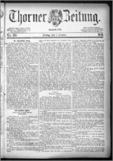 Thorner Zeitung 1880, Nro. 230