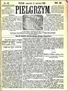Pielgrzym, pismo religijne dla ludu 1881 nr 62