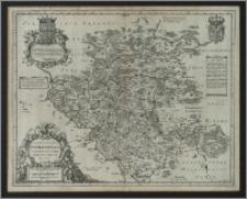 Palatinatus Posnaniensis in maiori Polonia primari nova delineatio