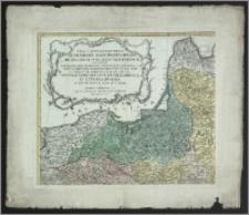 Nova Mappa Geographica Regni Poloniae Magni Ducatus Lituaniae Regni et Ducatus Occidentalis Borussiae [...]
