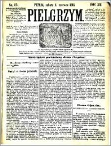 Pielgrzym, pismo religijne dla ludu 1881 nr 63