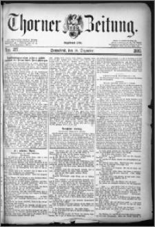 Thorner Zeitung 1880, Nro. 297