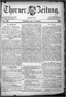 Thorner Zeitung 1880, Nro. 306