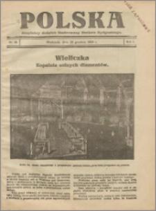 Polska : bezpłatny dodatek ilustrowany do Kurjera Bydgoskiego, 1935.12.29 nr 13