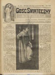Gość Świąteczny 1916.10.15 R. XXII nr 42