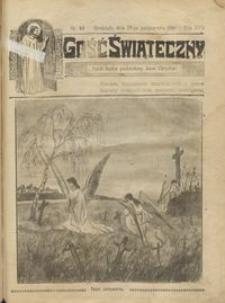 Gość Świąteczny 1916.10.29 R. XXII nr 44