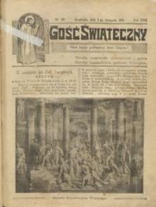 Gość Świąteczny 1916.11.05 R. XXII nr 45