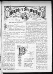 Illustrirtes Sonntags Blatt 1881, nr 19