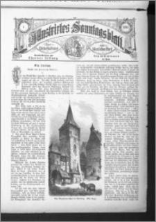 Illustrirtes Sonntags Blatt 1884, nr 1