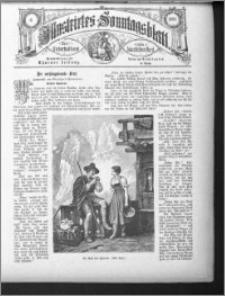 Illustrirtes Sonntags Blatt 1884, nr 6