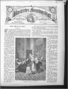 Illustrirtes Sonntags Blatt 1884, nr 22