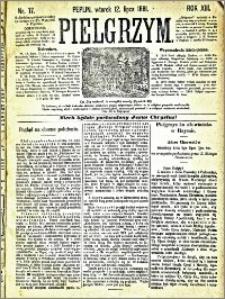 Pielgrzym, pismo religijne dla ludu 1881 nr 77