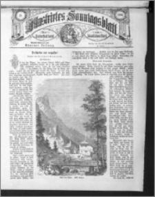 Illustrirtes Sonntags Blatt 1884, nr 28