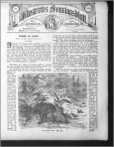 Illustrirtes Sonntags Blatt 1884, nr 32