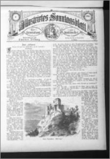 Illustrirtes Sonntags Blatt 1885, nr 8