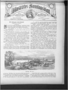 Illustrirtes Sonntagsblatt 1886, nr 32