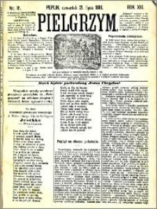 Pielgrzym, pismo religijne dla ludu 1881 nr 81