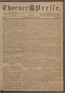 Thorner Presse 1895, Jg. XIII, Nro. 20 + Beilage