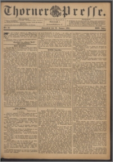 Thorner Presse 1895, Jg. XIII, Nro. 22