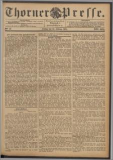 Thorner Presse 1895, Jg. XIII, Nro. 39