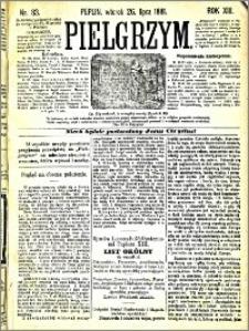 Pielgrzym, pismo religijne dla ludu 1881 nr 83