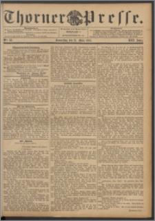 Thorner Presse 1895, Jg. XIII, Nro. 68 + Beilage