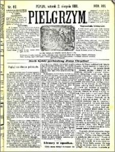 Pielgrzym, pismo religijne dla ludu 1881 nr 86