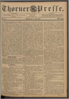 Thorner Presse 1895, Jg. XIII, Nro. 141