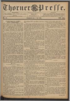 Thorner Presse 1895, Jg. XIII, Nro. 156
