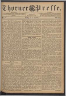 Thorner Presse 1895, Jg. XIII, Nro. 164 + Beilage