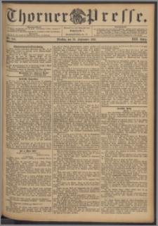 Thorner Presse 1895, Jg. XIII, Nro. 224