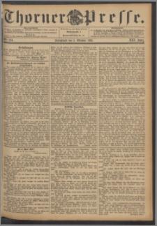 Thorner Presse 1895, Jg. XIII, Nro. 234