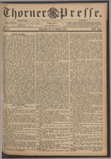 Thorner Presse 1895, Jg. XIII, Nro. 238 + Beilage