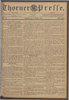 Thorner Presse 1895, Jg. XIII, Nro. 250
