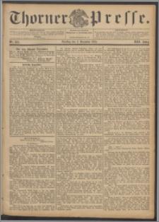 Thorner Presse 1895, Jg. XIII, Nro. 283 + Beilage