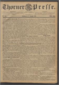 Thorner Presse 1895, Jg. XIII, Nro. 304