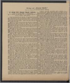 Thorner Presse: 3 Klasse 192. Königl. Preuß. Lotterie 20 März 1895 3. Tag