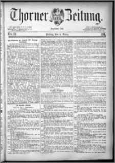 Thorner Zeitung 1881, Nro. 53