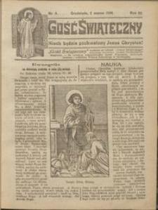 Gość Świąteczny 1924.03.02 R. XXVIII nr 9