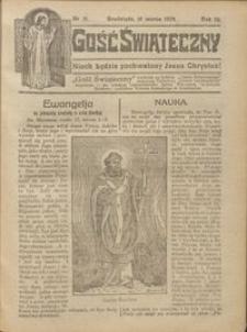 Gość Świąteczny 1924.03.16 R. XXVIII nr 11