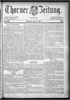 Thorner Zeitung 1881, Nro. 120